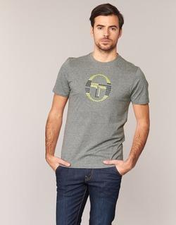 textil Hombre camisetas manga corta Sergio Tacchini DAVE TEE-SHIRT Gris