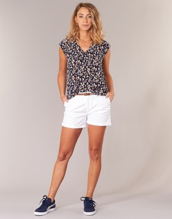 textil Mujer Shorts / Bermudas Best Mountain ROSAVOULI Blanco