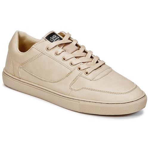 Zapatos Hombre Zapatillas bajas Sixth June SEED ESSENTIAL Beige