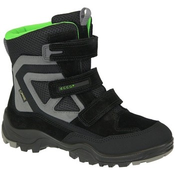 Zapatos Niños Senderismo Ecco Xpedition Kids 70464259657 Black