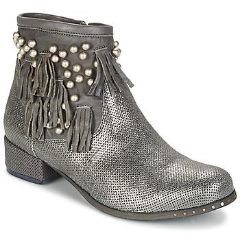 Zapatos Mujer Botas de caña baja Mimmu MOONSTROP Topotea / Plata