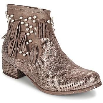 Zapatos Mujer Botas de caña baja Mimmu MOONSTROP Marrón