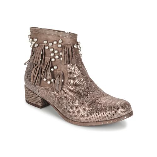 Los zapatos más populares para hombres y mujeres Zapatos especiales Mimmu MOONSTROP Marrón