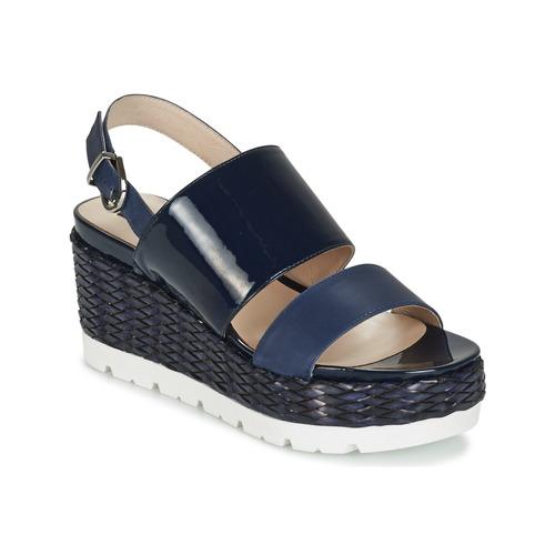 Zapatos Mujer Sandalias Luciano Barachini TOUDOU Azul