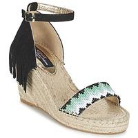 Zapatos Mujer Sandalias Replay CHATE Negro