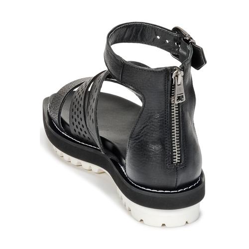 Tiempo limitado especial Now PADOU Negro - Envío gratis Nueva promoción - Zapatos Sandalias Mujer