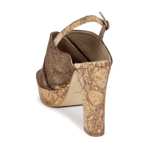 Zapatos promocionales Now PALISSA Bronce Descuento marca de la marca Descuento c37cb3