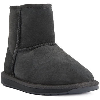 Zapatos Mujer Botas de nieve EMU STINGER MINI CHARCOAL Grigio