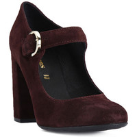 Zapatos Mujer Zapatos de tacón Carmens Padova CAMERON LORD MONTEPULCIANO Bordeaux