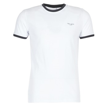 textil Hombre camisetas manga corta Teddy Smith THE TEE Blanco