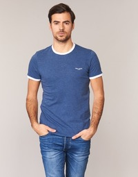 textil Hombre camisetas manga corta Teddy Smith THE TEE Azul
