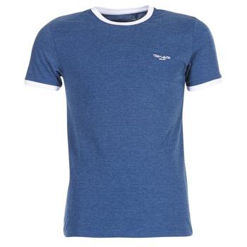 textil Hombre Camisetas manga corta Teddy Smith THE TEE Azul