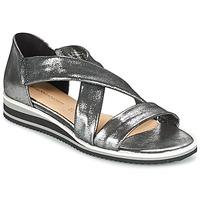 Zapatos Mujer Sandalias Salamander REBECCA Plata
