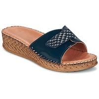 Zapatos Mujer Sandalias Salamander FLORA Azul