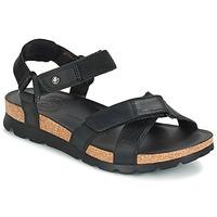 Zapatos Hombre Sandalias Panama Jack SAMBO Negro