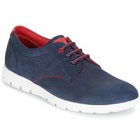Zapatos Hombre Zapatillas bajas Panama Jack DOMANI Marino / Rojo