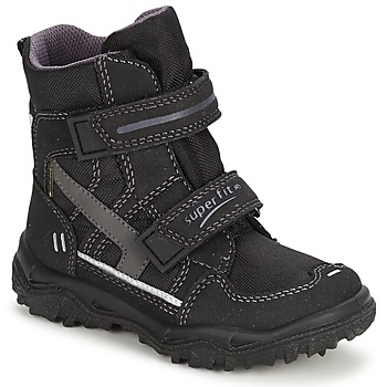 Zapatos Niños Botas de nieve Superfit  Negro