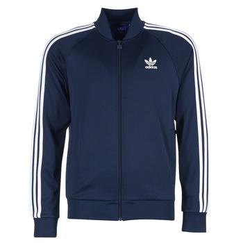 textil Hombre chaquetas de deporte adidas Originals SST TT Marino