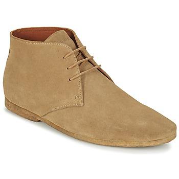 Zapatos Hombre Botas de caña baja Schmoove CREP DESERT Beige