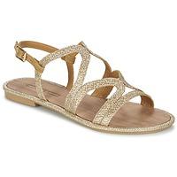 Zapatos Mujer Sandalias Esprit NAZLI SANDAL Oro