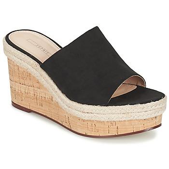 Zapatos Mujer Sandalias Esprit FARY MULE Negro