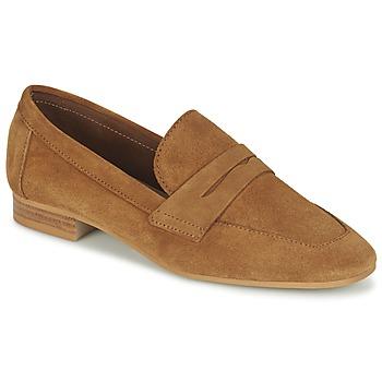 Zapatos Mujer Mocasín Esprit ARIA LOAFER Camel