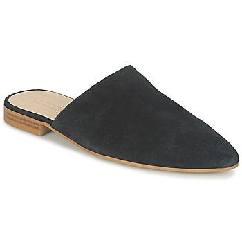 Zapatos Mujer Zuecos (Mules) Esprit AMARIS SLIDE Negro