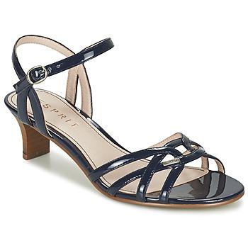 Zapatos Mujer Sandalias Esprit BIRKIN SANDAL Marino