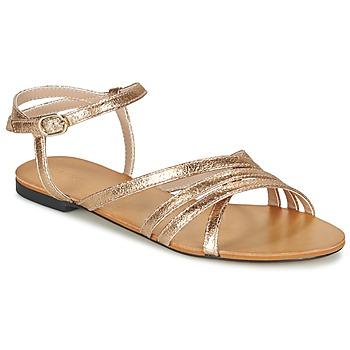 Zapatos Mujer Sandalias Esprit ADYA SANDAL Oro