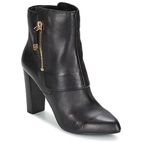 Zapatos Mujer Botines Guess IVON Negro