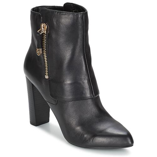 Zapatos casuales salvajes Zapatos especiales Guess IVON Negro