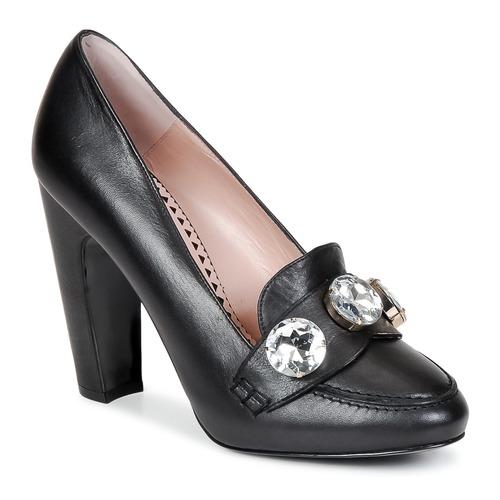 Gran descuento Zapatos especiales Moschino Negro Cheap & CHIC STONES Negro Moschino 4b23d8