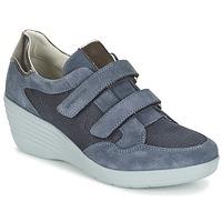 Zapatos Mujer Zapatillas bajas Stonefly EBONY Azul
