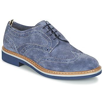 Zapatos Mujer Derbie Stonefly ALBY Azul
