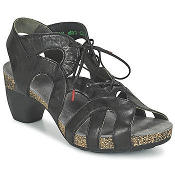 Zapatos Mujer Sandalias Think SARDE Negro