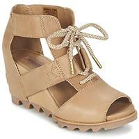 Zapatos Mujer Sandalias Sorel JOANIE LACE Sahara