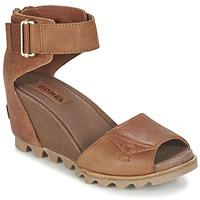 Zapatos Mujer Sandalias Sorel JOANIE SANDAL Marrón / Rústico