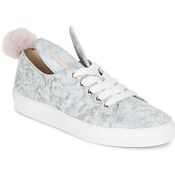 Zapatos Mujer Zapatillas bajas Minna Parikka TAILS SNEAKS Gris