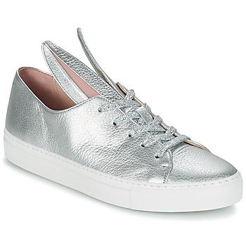 Zapatos Mujer Zapatillas bajas Minna Parikka ALL EARS Plata