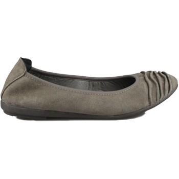 Zapatos Mujer Bailarinas-manoletinas Vulladi SERRAJE BAILARINA GRIS