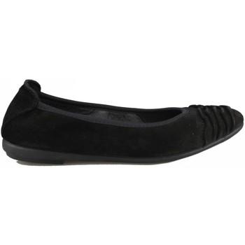 Zapatos Mujer Bailarinas-manoletinas Vulladi SERRAJE BAILARINA NEGRO