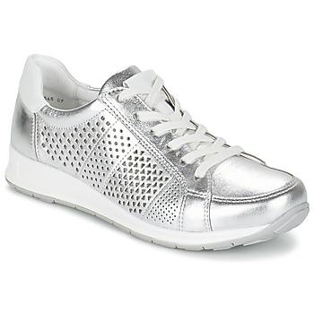 Zapatos Mujer Zapatillas bajas Ara CHEVOK Plata