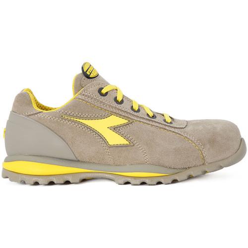 Diadora UTILITY GLOVE Zapatos II LOW S1P Grigio - Zapatos GLOVE Deportivas bajas Hombre 27e3ab