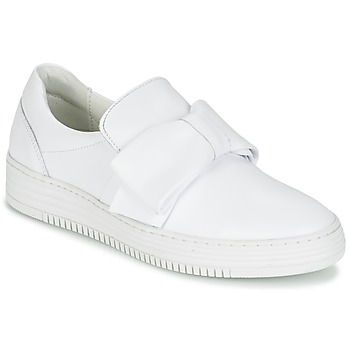 Zapatos Mujer Slip on Bullboxer QUIDAVET Blanco