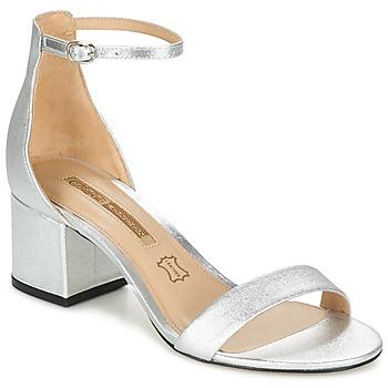 Zapatos Mujer Sandalias Buffalo DALOUD Plata
