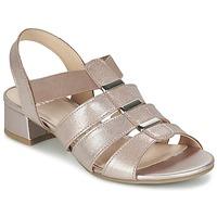 Zapatos Mujer Sandalias Caprice RIJOULE Rosa / Metalizado