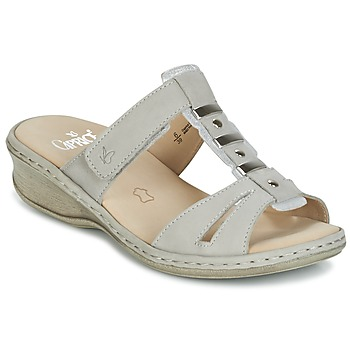 Zapatos Mujer Zuecos (Mules) Caprice VILIALE Gris