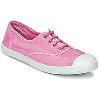 Zapatos Mujer Zapatillas bajas Chipie JOSEPH Rosa / Arena