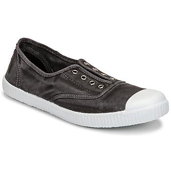 Zapatos Mujer Slip on Chipie JOSEPH Gris