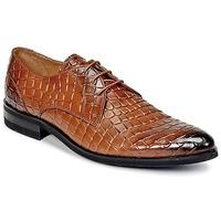 Zapatos Hombre Derbie Melvin & Hamilton TONI 1 Marrón